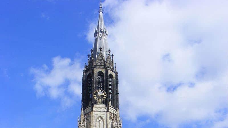 Concert nieuw kerk Delft