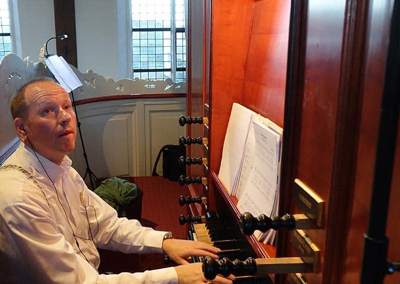 Organist Vox Jubilans