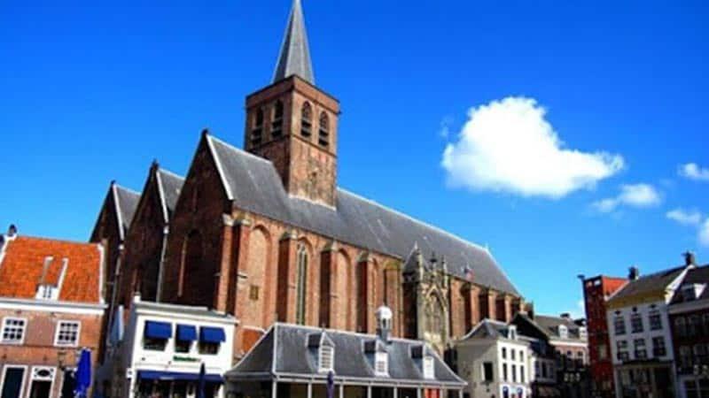Concert kerk Sint-joriskerk