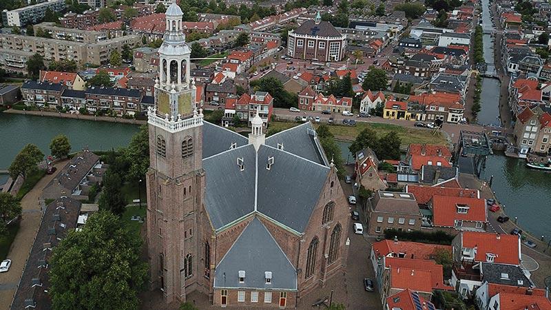 Concert kerk Maasluis